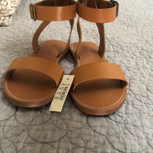 Leather Madewell Sandals